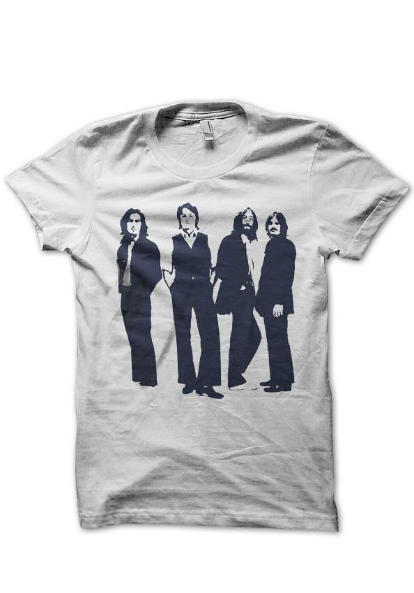 Beatles Band tshirts