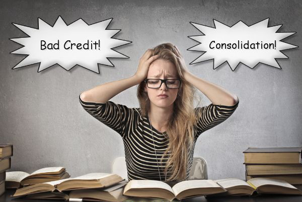 bad credit studeint loan