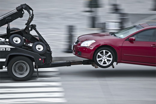 Towing Your Car