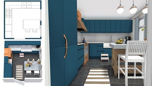 Create the Look of New Kitchen