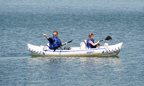 Four Features To Introduce Sea Eagle Kayak