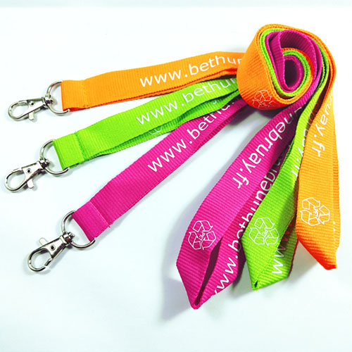 How Lanyards Can Make A Fundraising Event Successful